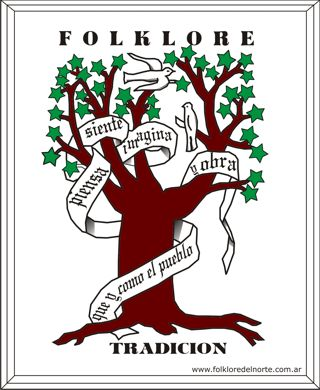 El Folklore y La Identidad Argentina