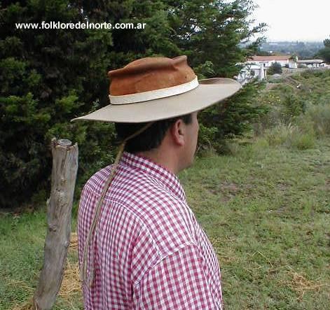 LA COSCOJA- Fogón Criollo  El sombrero en el gaucho 77410945db0