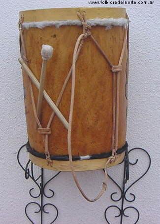 Instrumentos del folklore argentino